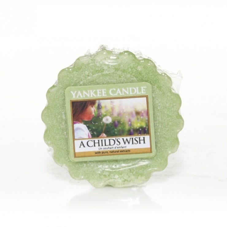 Wosk A Child`s Wish Yankee Candle