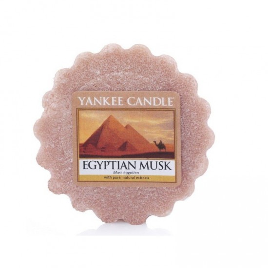 Wosk Egyptian Musk Yankee Candle