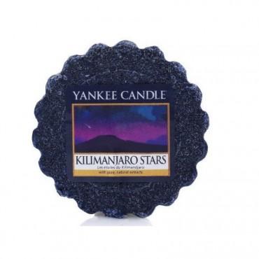 Wosk Kilimanjaro Stars Yankee Candle