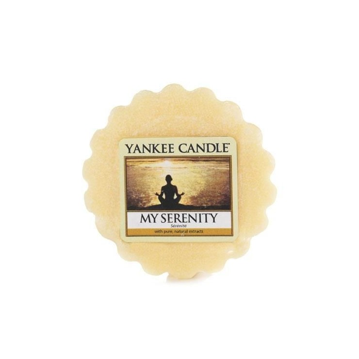 Wosk My Serenity Yankee Candle