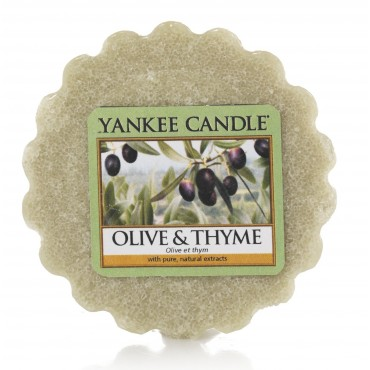 Wosk Olive & Thyme Yankee Candle