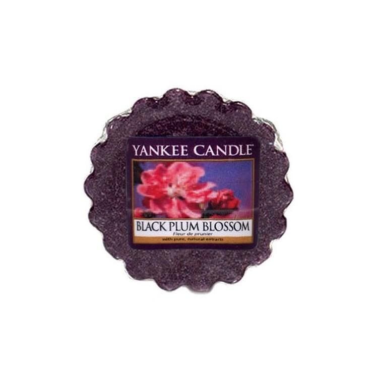 Wosk Black Plum Blossom Yankee Candle
