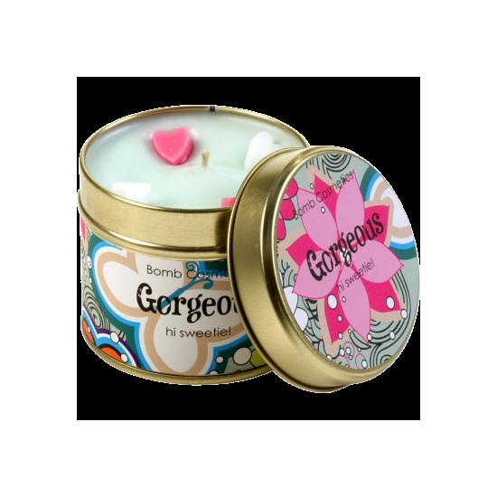 Świeca zapachowa w puszce BOGINI Bomb Cosmetics
