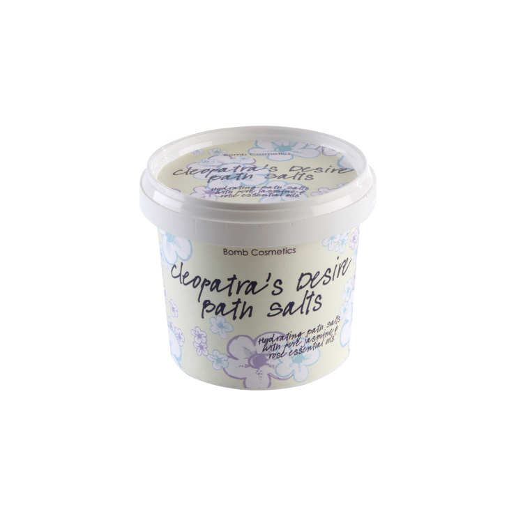 Sól do kąpieli PRAGNIENIE KLEOPATRY Bomb Cosmetics