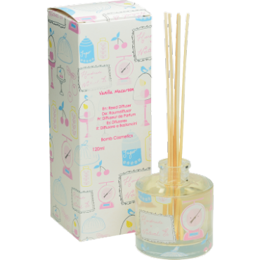 Dyfuzor zapachowy VANILLA MACAROON Bomb Cosmetics