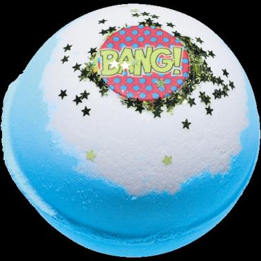 Musująca kula do kąpieli BANG! Bomb Cosmetics