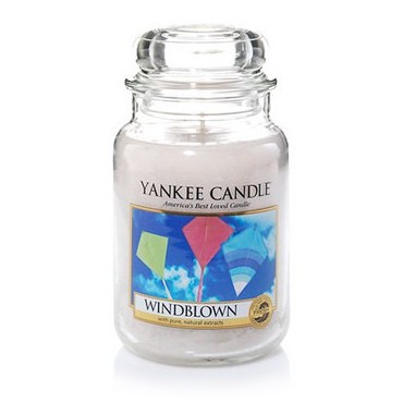 Duża świeca Windblown Yankee Candle