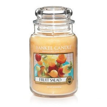 Duża świeca Fruit Salad Yankee Candle