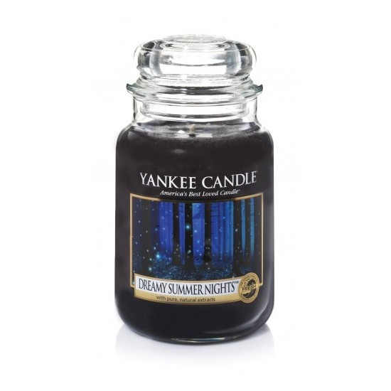 Duża świeca Dreamy Summer Nights Yankee Candle