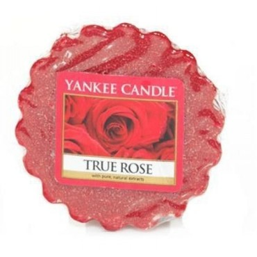 Wosk True Rose Yankee Candle