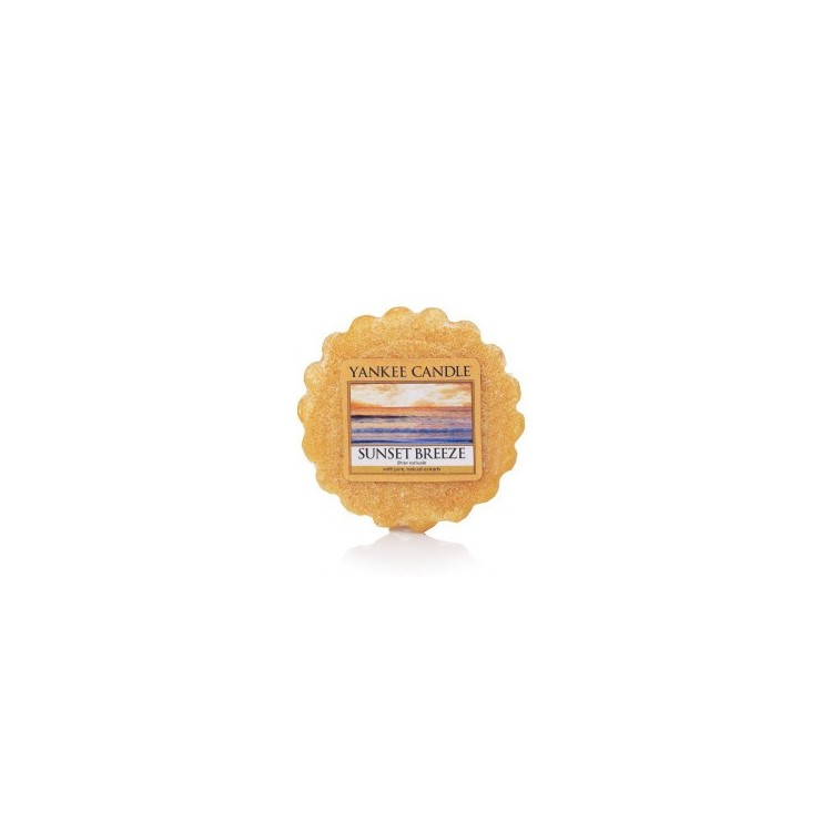 Wosk Sunset Breeze Yankee Candle