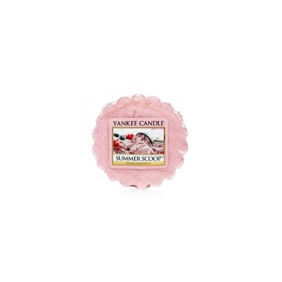 Wosk Summer Scoop Yankee Candle