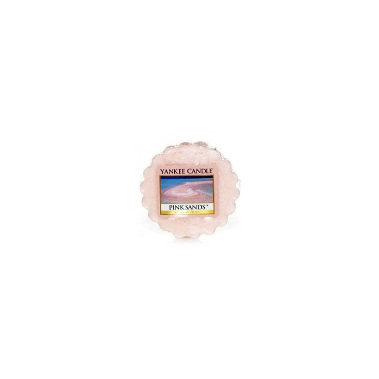 Wosk Pink Sands Yankee Candle