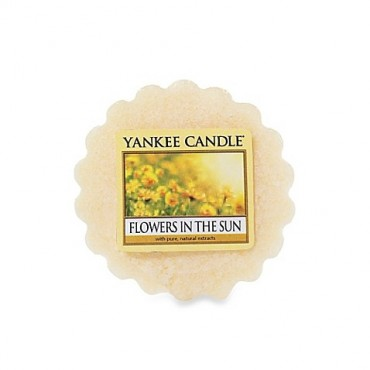 Wosk Flowers in the Sun Yankee Candle