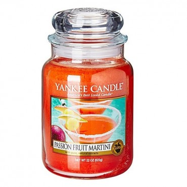 Duża świeca Passion Fruit Martini Yankee Candle