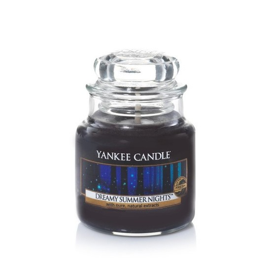 Mała świeca Dreamy Summer Nights Yankee Candle