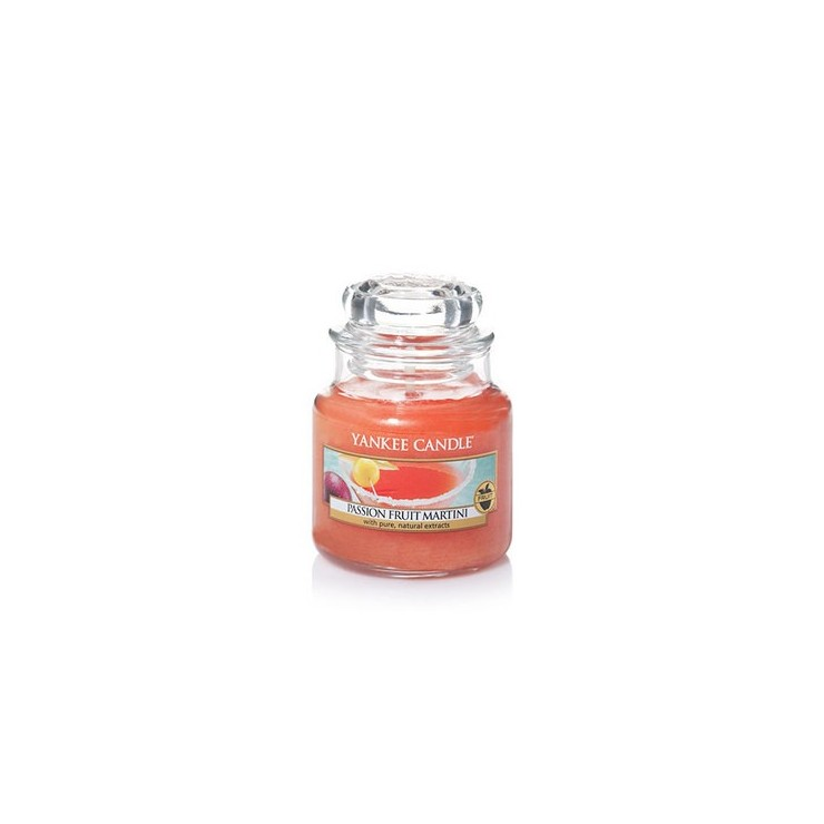 Mała świeca Passion Fruit Martini Yankee Candle
