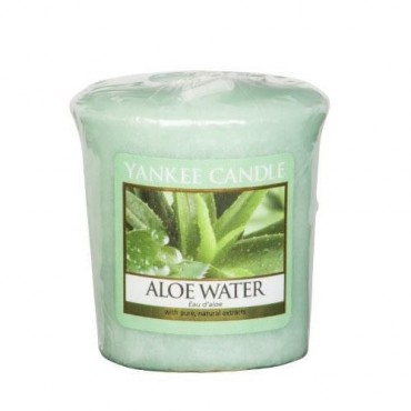 Sampler Aloe Water Yankee Candle
