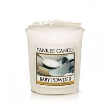 Sampler Baby Powder Yankee Candle