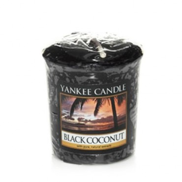 Sampler Black Coconut Yankee Candle
