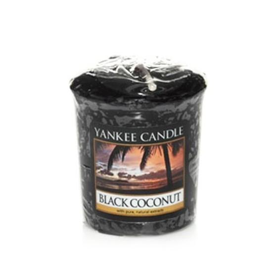 Sampler Black Coconut Yankee Candle
