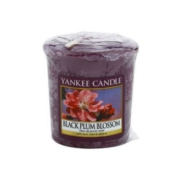 Sampler Black Plum Blossom Yankee Candle