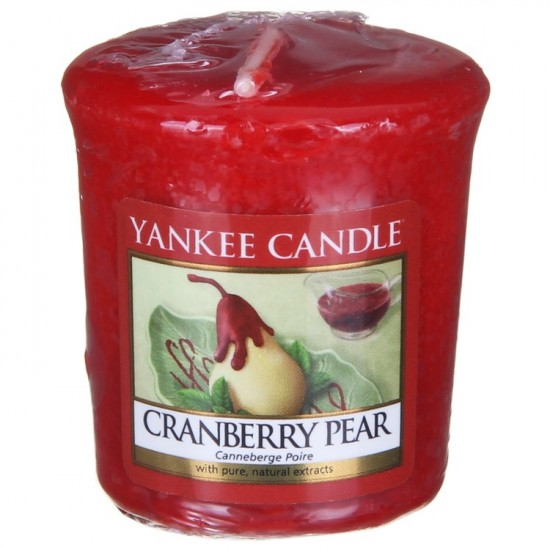 Sampler Cranberry Pear Yankee Candle