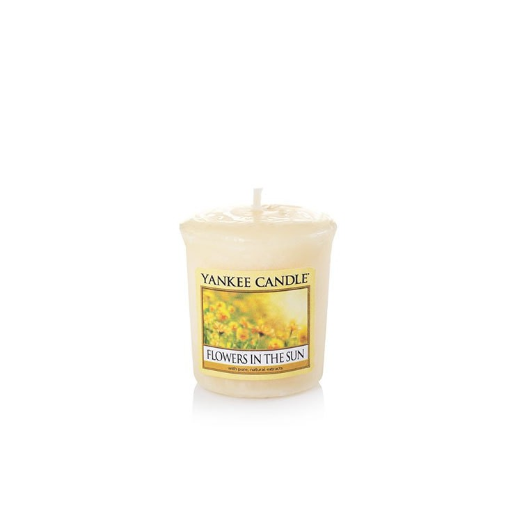 Sampler Flowers in the Sun Yankee Candle