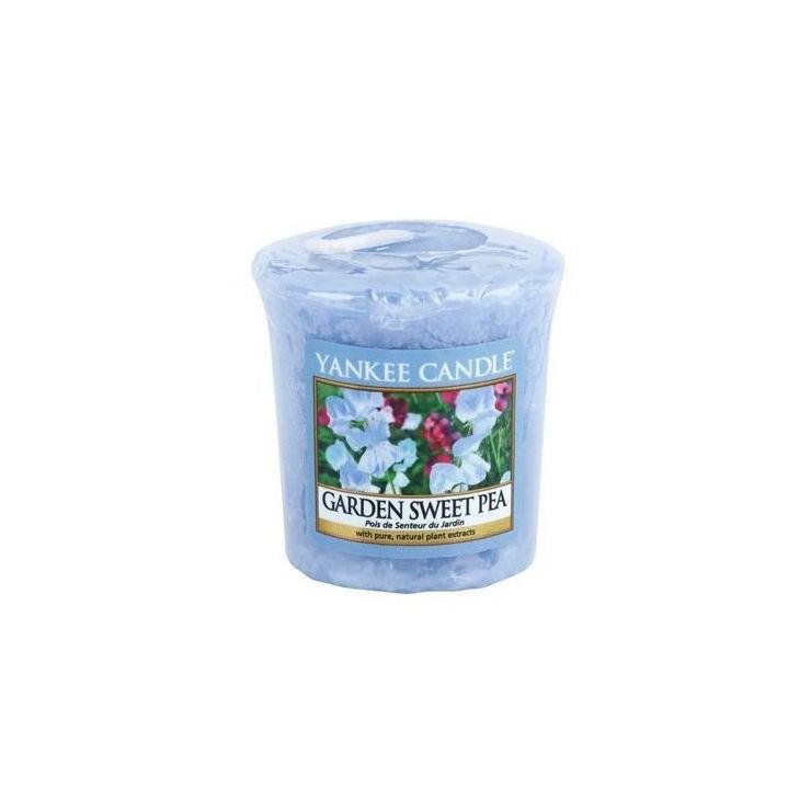 Sampler Garden Sweet Pea Yankee Candle