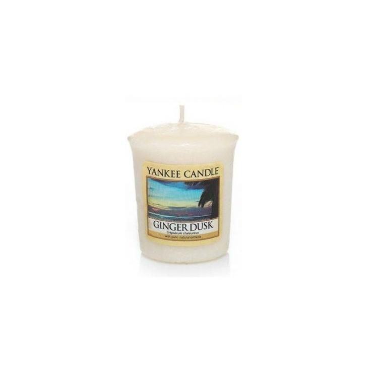 Sampler Ginger Dusk Yankee Candle