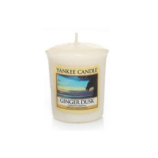 Sampler Ginger Dusk Yankee Candle