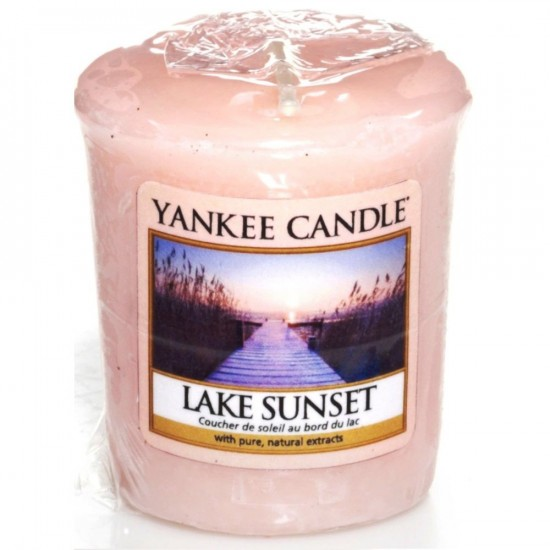 Sampler Lake Sunset Yankee Candle