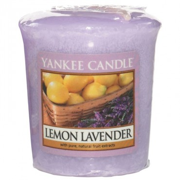Sampler Lemon Lavender Yankee Candle