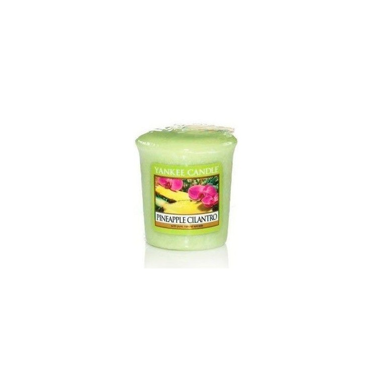Sampler Pineapple Cilantro Yankee Candle