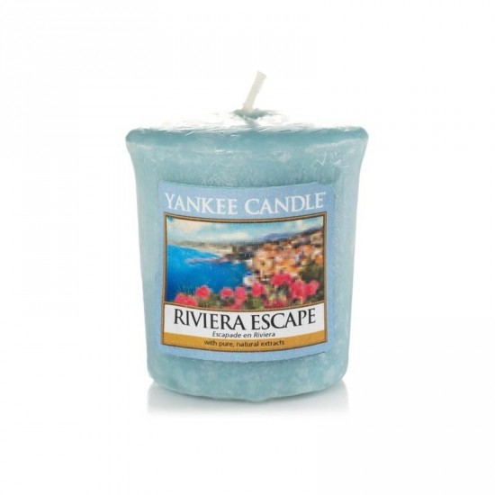 Sampler Riviera Escape Yankee Candle