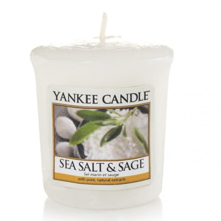 Sampler Sea Salt & Sage Yankee Candle