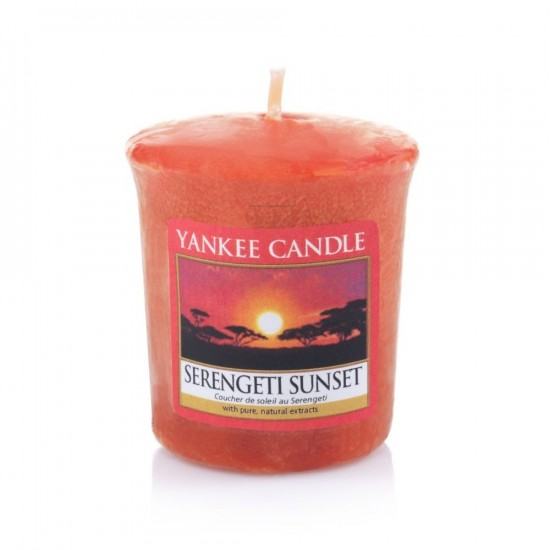 Sampler Serengeti Sunset Yankee Candle