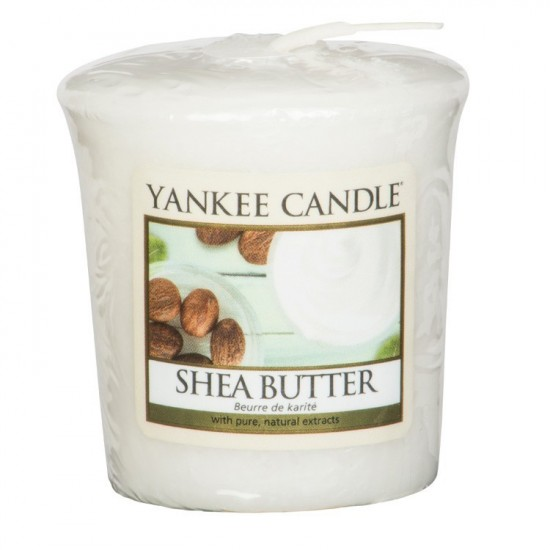Sampler Shea Butter Yankee Candle