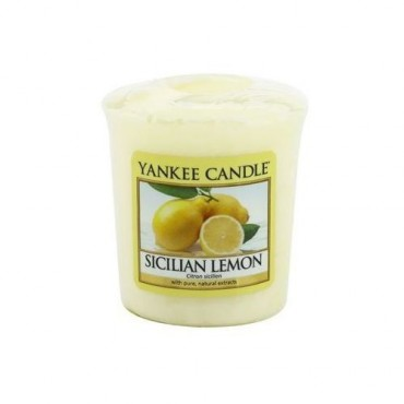 Sampler Sicilian Lemon Yankee Candle