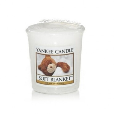 Sampler Soft Blanket Yankee Candle