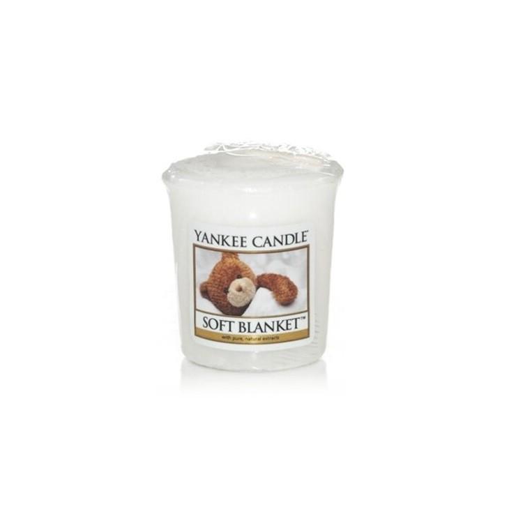 Sampler Soft Blanket Yankee Candle