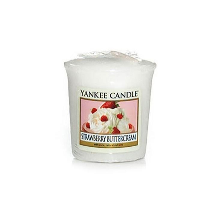Sampler Strawberry Buttercream Yankee Candle