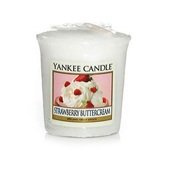 Sampler Strawberry Buttercream Yankee Candle
