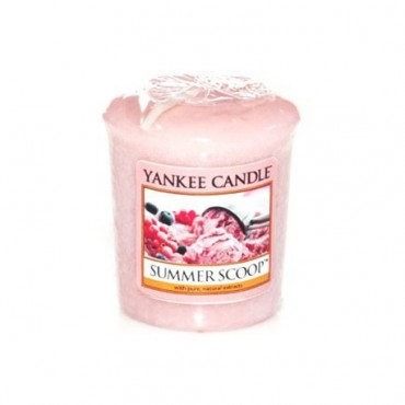 Sampler Summer Scoop Yankee Candle
