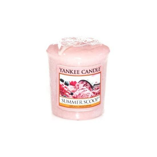 Sampler Summer Scoop Yankee Candle