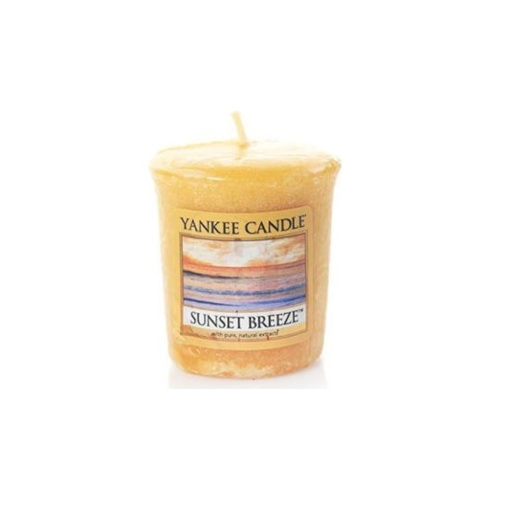 Sampler Sunset Breeze Yankee Candle