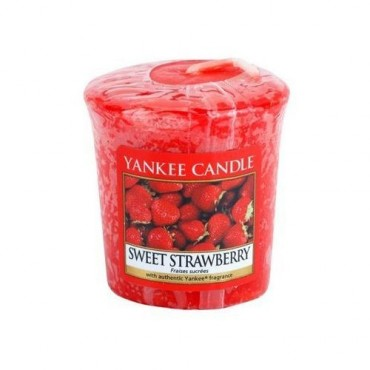 Sampler Sweet Strawberry Yankee Candle