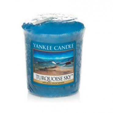 Sampler Turquoise Sky Yankee Candle