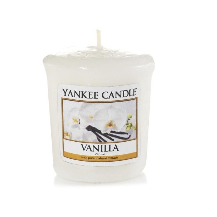 Sampler Vanilla Yankee Candle