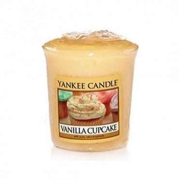 Sampler Vanilla Cupcake Yankee Candle